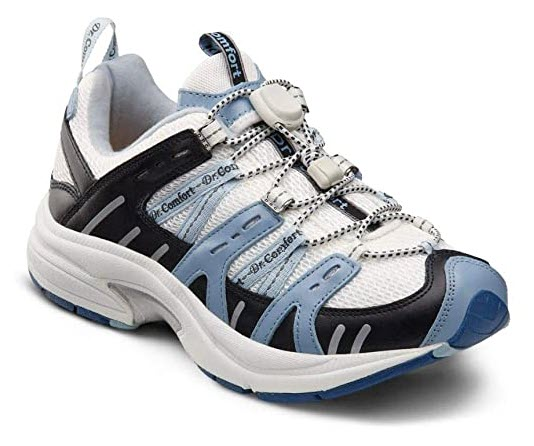Dr. Comfort Women's Refresh Berry Diabetic Athletic Shoes