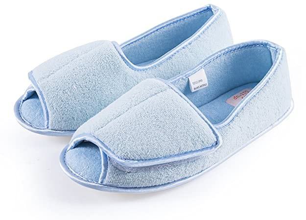Git-up Women Diabetic Slippers