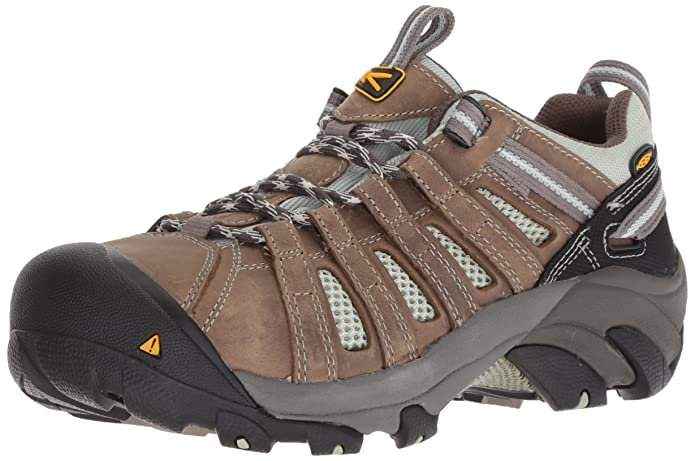 KEEN Utility Women's Flint Low Work Shoe