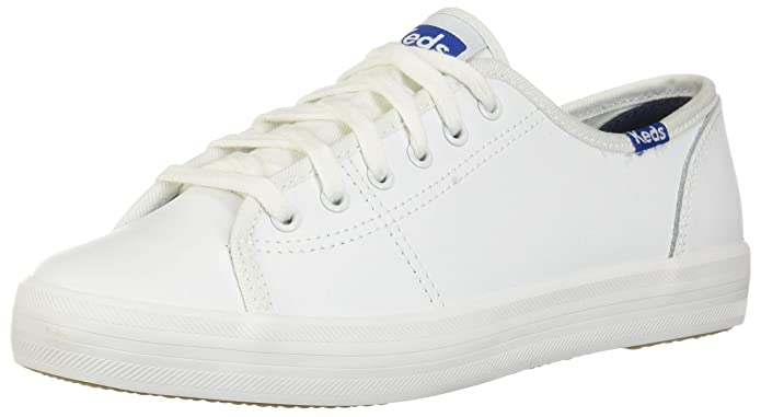 Keds Women's Triple Kick Leather Glossy