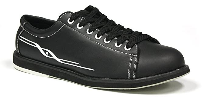Pyramid Ram Black Bowling Shoes