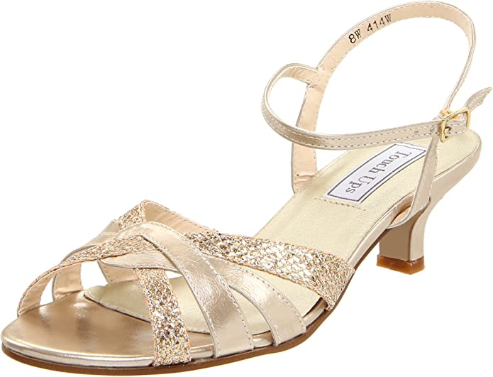 Touch Ups Women's Jane Ankle-Strap Sandal